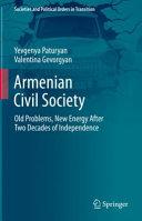 Armenian Civil Society PDF