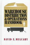 Warehouse Distribution and Operations Handbook PDF