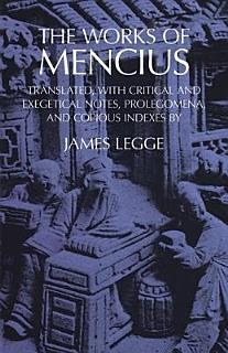 The Works of Mencius Book