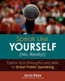 Download Speak Like Yourself  no  Really  Book