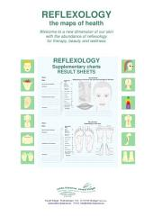 9 - Compilation of the result sheets: Reflexology supplementary charts