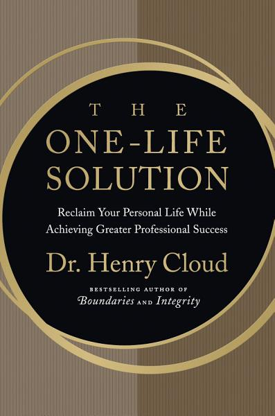 Download The One Life Solution Book