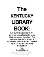 The Kentucky Library Book PDF
