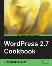 WordPress 2.7 Cookbook