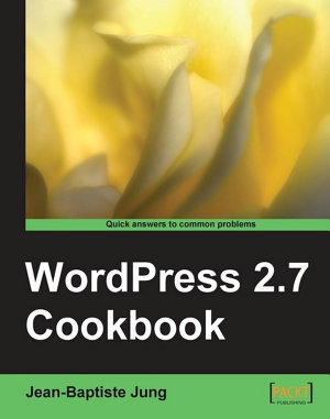 WordPress 2 7 Cookbook PDF