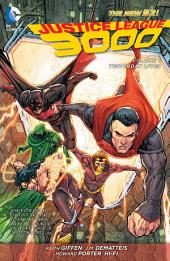 Justice League 3000 Vol. 1: Yesterday Lives (The New 52)