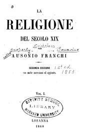 La religione del secolo XIX.