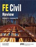 FE Civil Review Book
