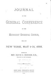Journal of the General Conference of the Methodist Episcopal Church: Volume 11