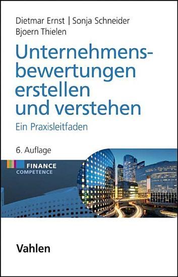Unternehmensbewertungen erstellen und verstehen PDF
