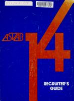 ASVAB Recruiter s Guide PDF