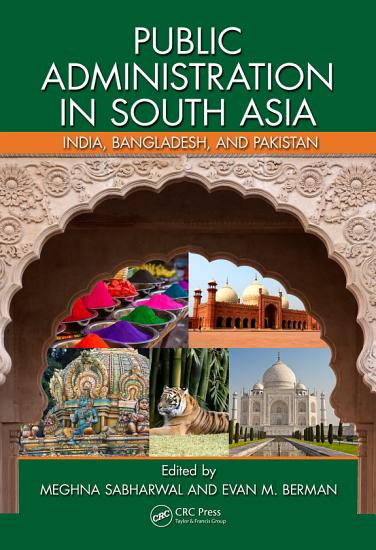 Public Administration in South Asia PDF