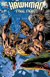 Hawkman (2002-) #45