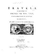 Travels to discover the source of the Nile: in the years 1768, 1769, 1770, 1771, 1772, and 1773
