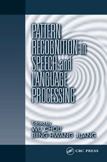 Pattern Recognition in Speech and Language Processing PDF