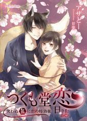 つくも堂恋日誌 ~笑わぬ狐に恋の特効薬~: 蜜愛セレナーデ文庫