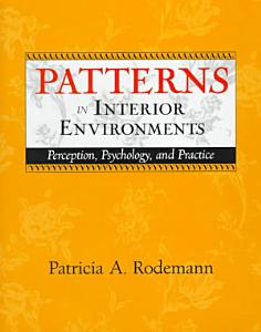 Patterns in Interior Environments Book