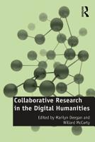 Collaborative Research in the Digital Humanities PDF