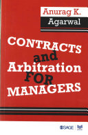 Contracts and Arbitration for Managers PDF