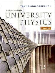 Sears And Zemansky S University Physics Book PDF