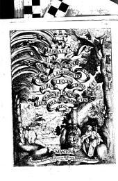 La Maddalena sacra rappresentatione di Gio Batta Andreini fiorentino all'ill.mo et eccel.mo don Alessandro Pico principe della Mirandola et.c