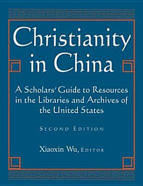 Christianity in China PDF