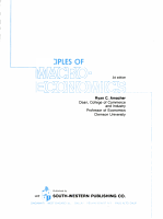 Principles of Macro economics PDF