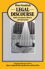Legal Discourse