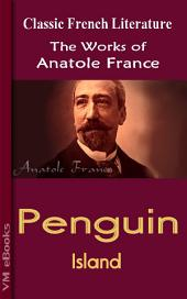 Penguin Island: Works by France
