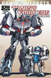 Transformers: More Than Meets the Eye #29 - Dawn of the Autobots