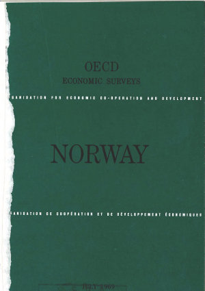 OECD Economic Surveys  Norway 1969 PDF