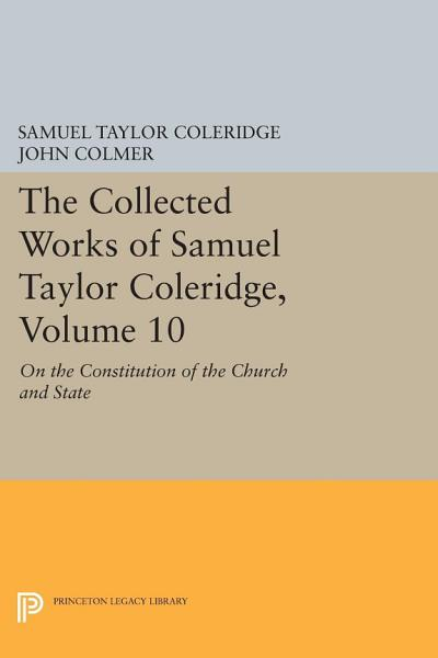 Download The Collected Works of Samuel Taylor Coleridge  Volume 10 Book