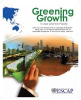 Greening Growth in Asia and the Pacific PDF