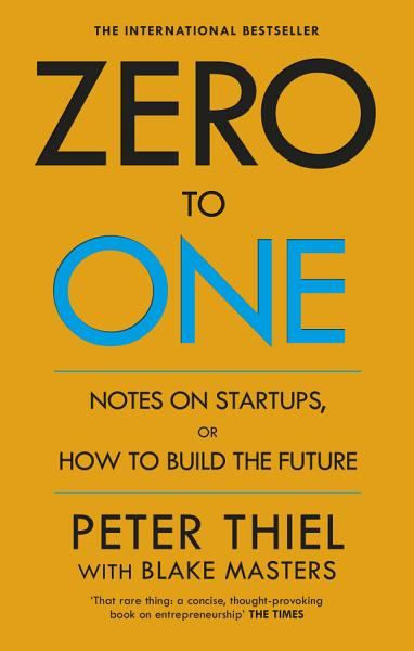 Download Zero to One Book