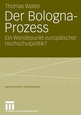 Der Bologna Prozess PDF