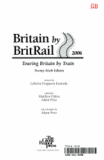 Britain by Britrail