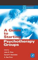 A Guide to Starting Psychotherapy Groups PDF