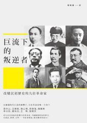 巨流下的叛逆者: 改變民初歷史的九位革命家