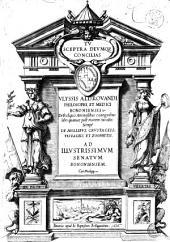 Vlyssis Aldrouandi ... De reliquis animalibus exanguibus libri quatuor, post mortem eius editi: nempe de mollibus, crustaceis, testaceis, et zoophytis ... - Bononiae apud Io. Baptistam Bellagambam, 1606 (Bononiae