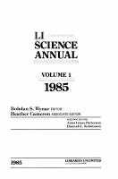 Library Science Annual PDF