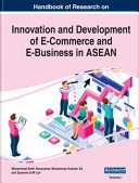 Handbook of Research on Innovation and Development of E commerce and E business in ASEAN PDF