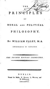 The Principles of Moral and Political Philosophy: Volume 1
