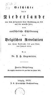 Geschichte der Niederlande: Volume 2