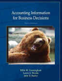 Accounting Information for Business Deci