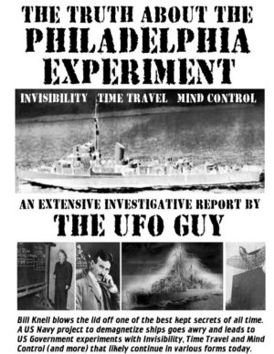 The TRUTH About The PHILADELPHIA EXPERIMENT PDF