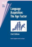 Language Acquisition PDF