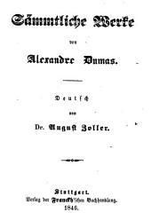 Der Graf von Monte Christo: Bände 6-10