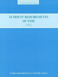 Nutrient Requirements of Fish