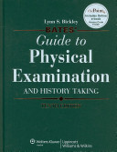 Bates  Guide to Physical Examination and History Taking 10th Ed   Bates  Nursing Online   Pocket Guide 6th Ed PDF