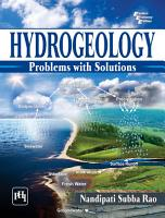 HYDROGEOLOGY  PROBLEMS WITH SOLUTIONS PDF